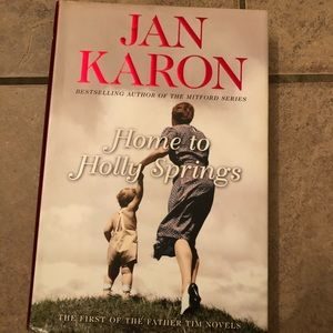 SALE 7/$20 Jan Karon hardback book
